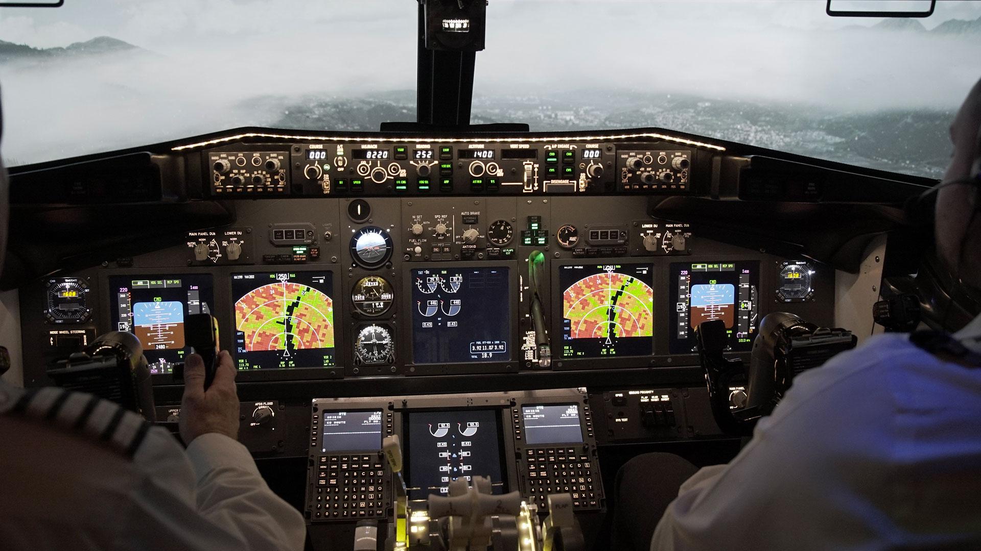 NEW 737 FLIGHT SIMULATOR COMING SOON TO BLACKPOOL AIRPORT