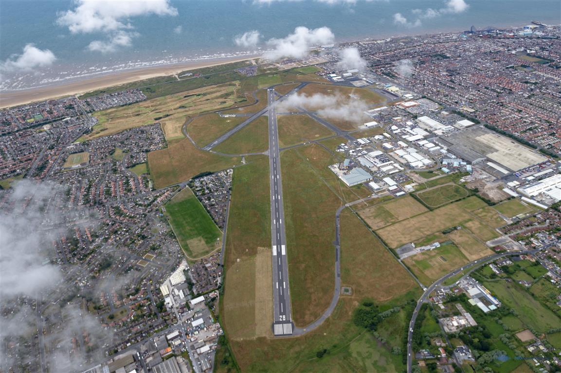 BLACKPOOL AIRPORT ENTERPRISE ZONE LAUNCHES SEARCH FOR ARCHITECTS
