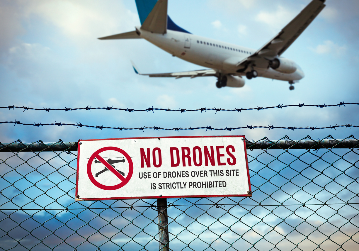Blackpool Airport Issues Drone Safety advice
