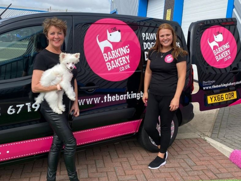 Barking Bakery an EZ Success Story