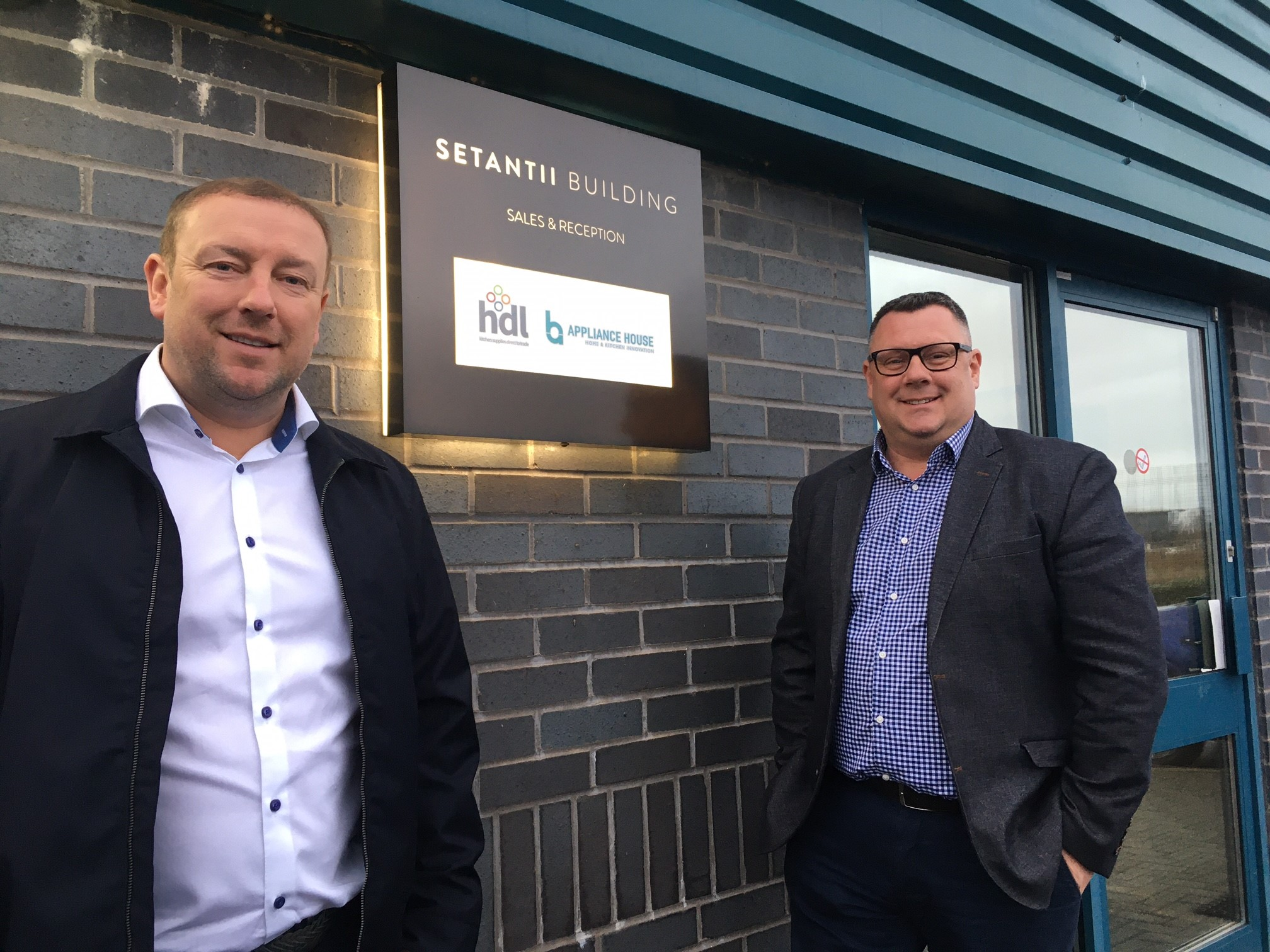 LOCKDOWN DIY FUELS BLACKPOOL KITCHEN & APPLIANCE COMPANY GROWTH