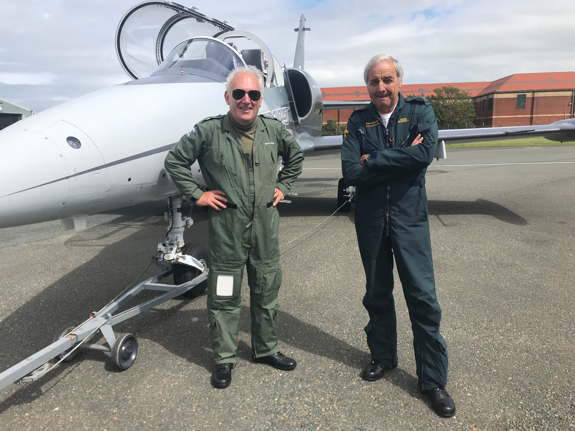 BLACKPOOL AIRPORT WELCOMES L-39 JET AS NEW TENANT