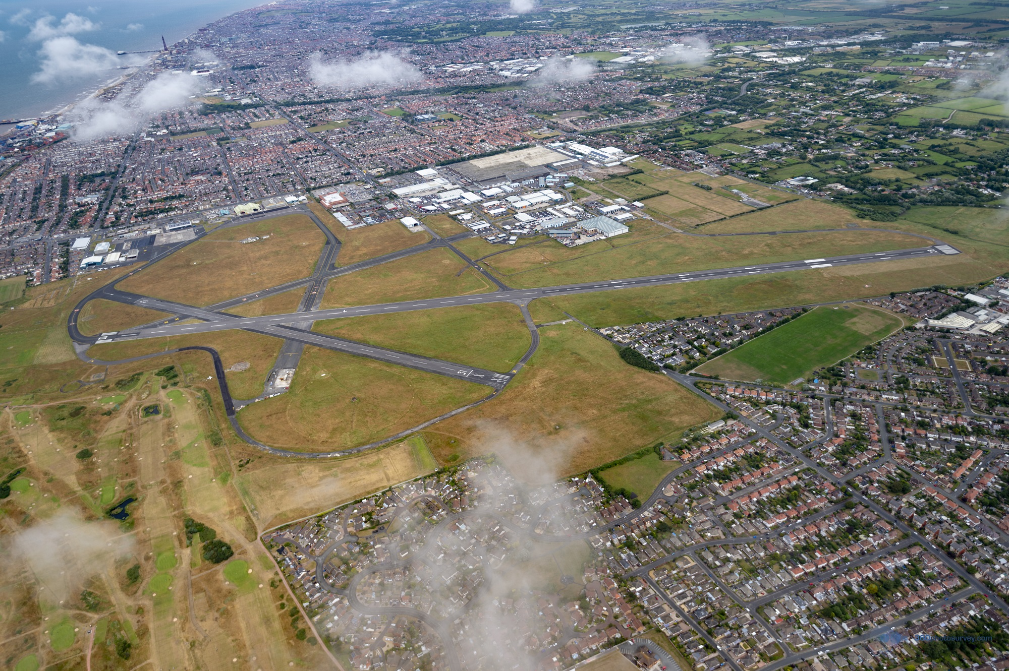 BLACKPOOL AIRPORT BACK IN CHARGE OF OPERATIONS